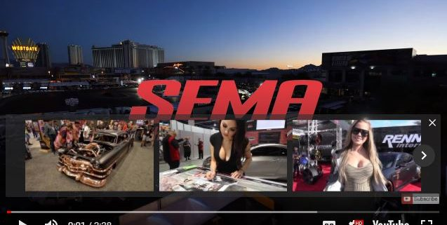 SEMA SHOW 2016 Highlights